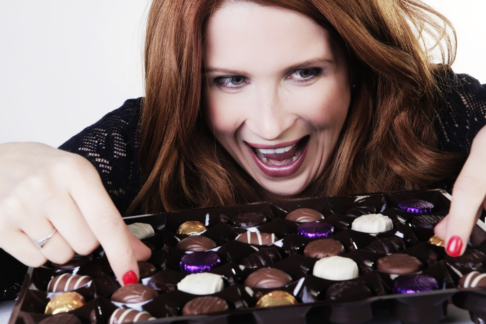 How to get your chocolate fix and have weight control