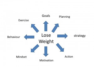 Components for weight loss